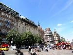 Prague Apartment - Wenceslas square